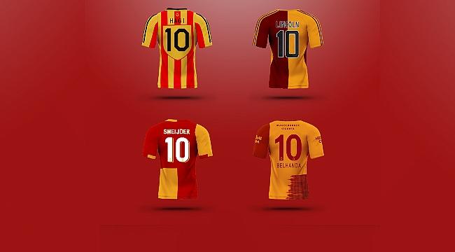 Galatasaray'ın unutulmaz '10'ları