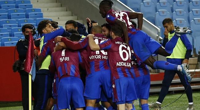 Hatayspor - Trabzonspor muhtemel 11'ler