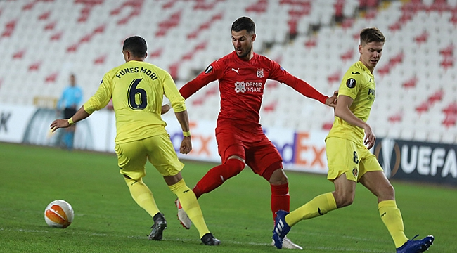 Karabağ, Sivasspor'a 'umut' oldu!