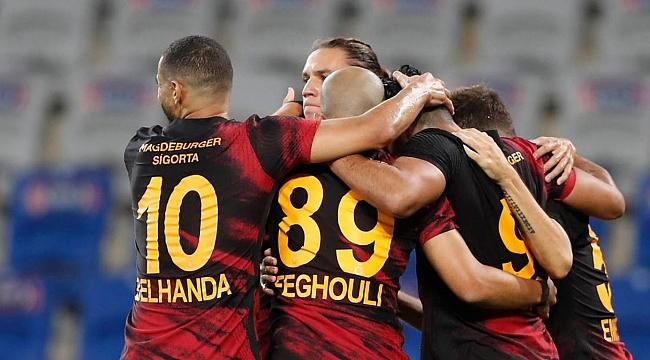 Karagümrük - Galatasaray muhtemel 11'ler