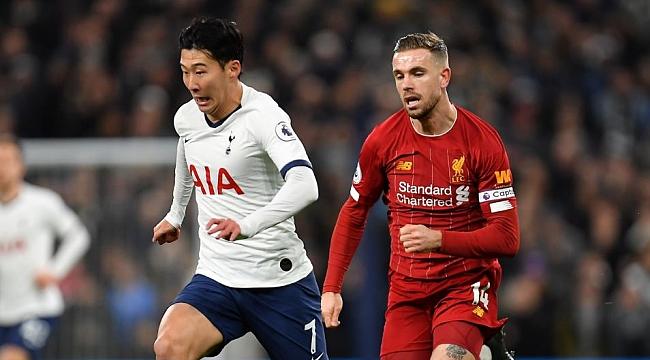 Liverpool - Tottenham muhtemel 11'ler