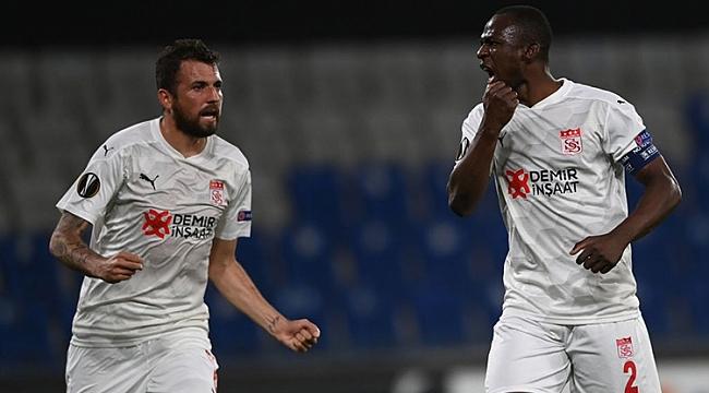 Maccabi - Sivasspor muhtemel 11'ler