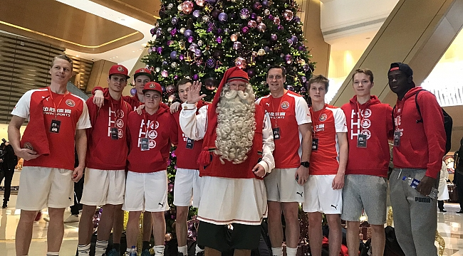 Noel Baba'nın takımı FC Santa Claus