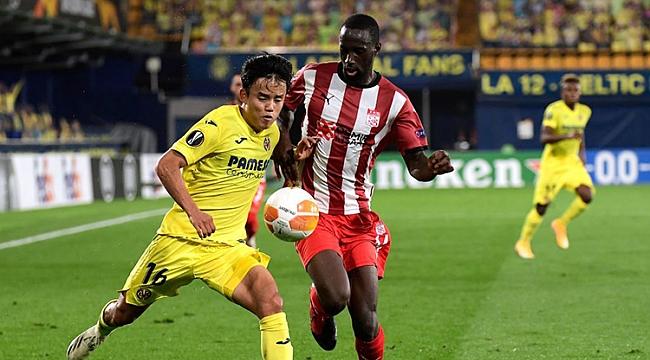 Sivasspor - Villarreal muhtemel 11'ler