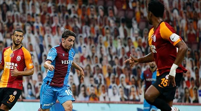 Trabzonspor - Galatasaray muhtemel 11'ler