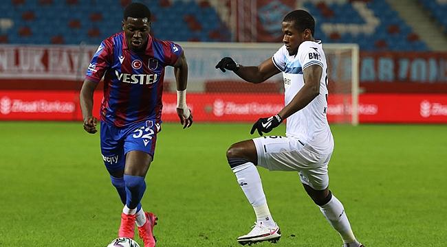 Trabzonspor penaltılarla veda etti