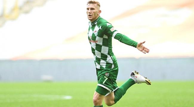 Transferde Bursaspor'a hücum!