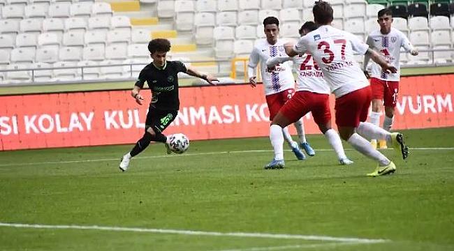 Ziraat Türkiye Kupası'dan günün sürprizi