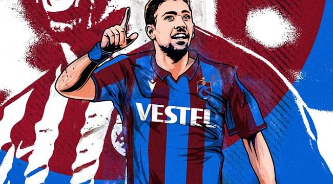 Bakasetas, resmen Trabzonspor'da!