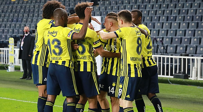 BB. Erzurum - Fenerbahçe muhtemel 11'ler
