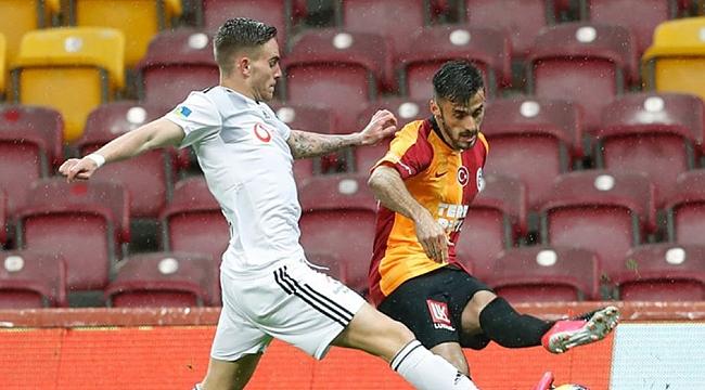 Beşiktaş - Galatasaray muhtemel 11'ler