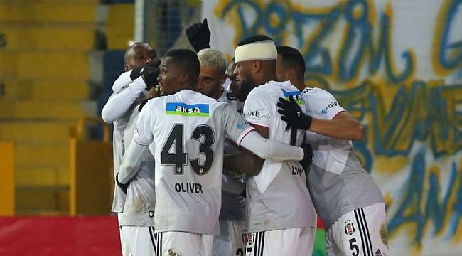 Beşiktaş - Rizespor muhtemel 11'ler