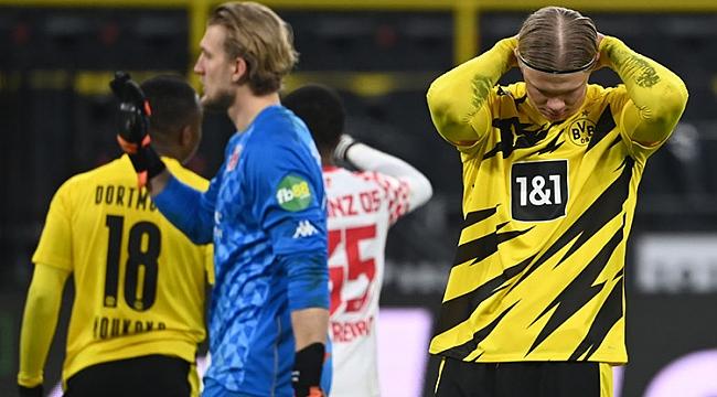 Dortmund'a zirve yarışında ağır darbe! 2 gol....