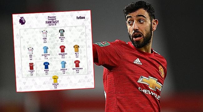 Fantasy Premier League 18. hafta kadro tercihleri