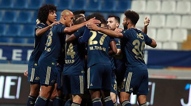 Fenerbahçe - Alanyaspor muhtemel 11'ler