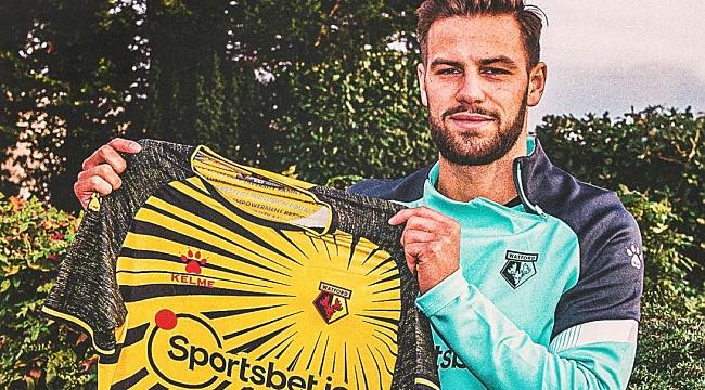 Fenerbahçe de istiyordu, 5,5 yıllık imzayı attı