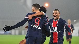 Fransa Süper Kupa'da şampiyon PSG! Tam 10. kez