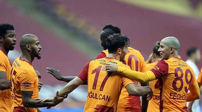 Galatasaray - Antalyaspor muhtemel 11'ler