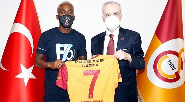 Galatasaray'da 3. Henry Onyekuru dönemi!