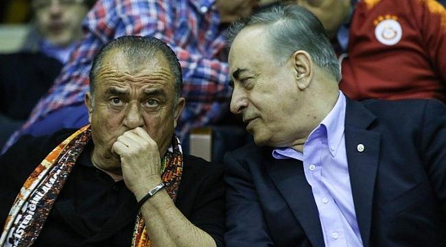 Galatasaray'da Fatih Terim kararı