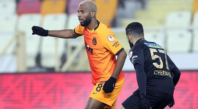 Galatasaray kupada çeyrek finalde