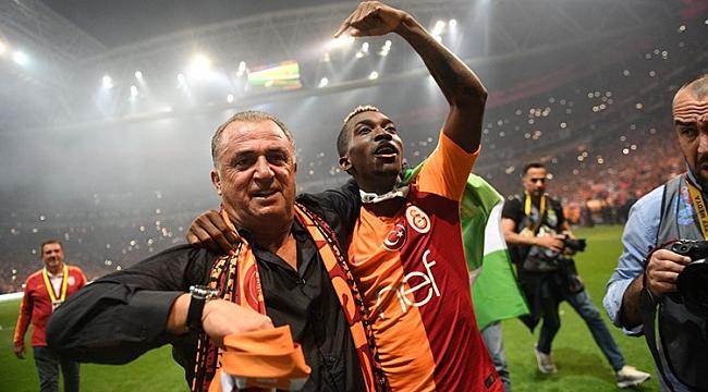 Galatasaray, Onyekuru'yu açıkladı!