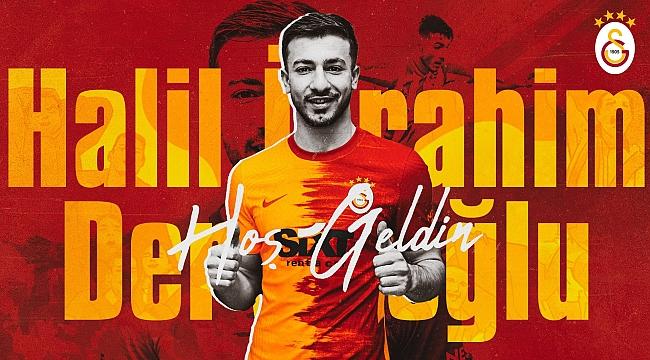 Galatasaray transferi ve rakamları resmen açıkladı