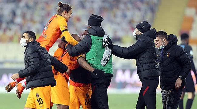 Gaziantep FK - Galatasaray muhtemel 11'ler