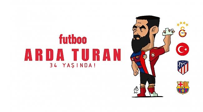 Gerçek bir Galatasaraylı: Arda Turan