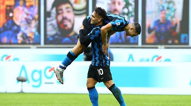 Inter'den Crotone'ye yarım düzine gol!