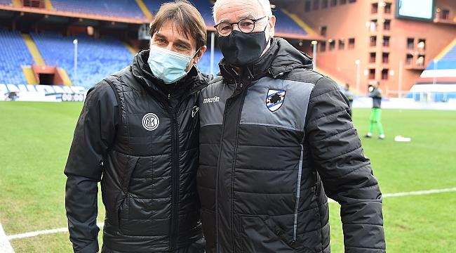 Inter'in galibiyet serisi Ranieri ile sona erdi