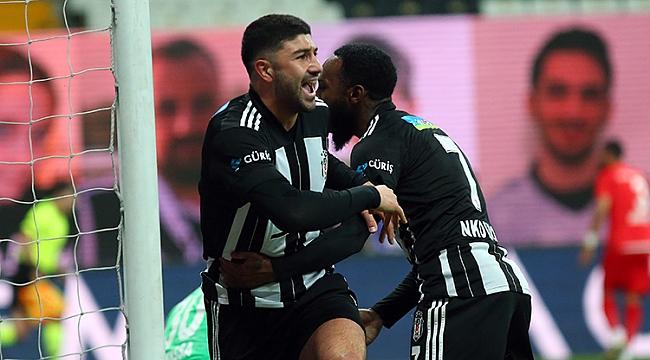Kayserispor - Beşiktaş muhtemel 11'ler