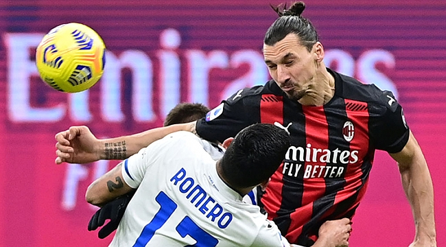 Lider Milan'a 3 gollü Atalanta şoku! Zirve karıştı
