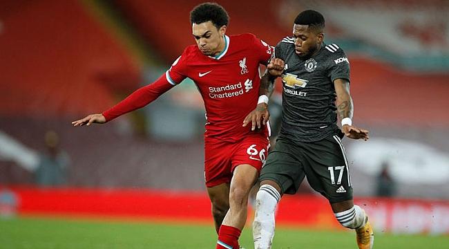 Liverpool Anfield'da fırsatı tepti, zirve değişmedi!