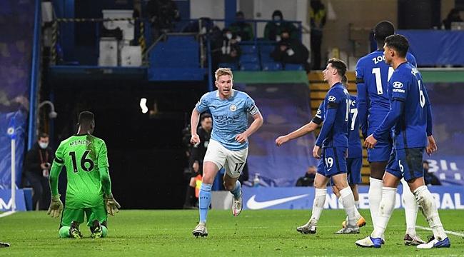 Londra'da 4 gol, Chelsea darmadağın!