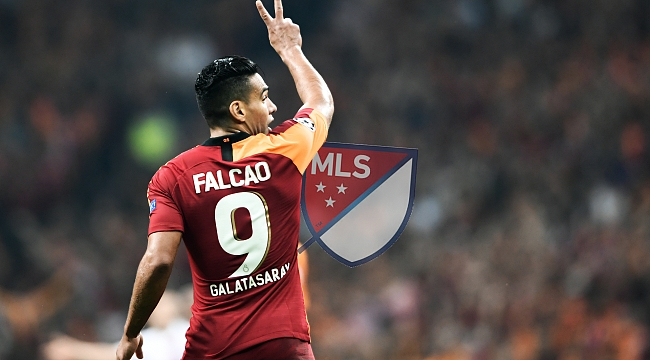 MLS'ten Falcao'ya yeni talip!
