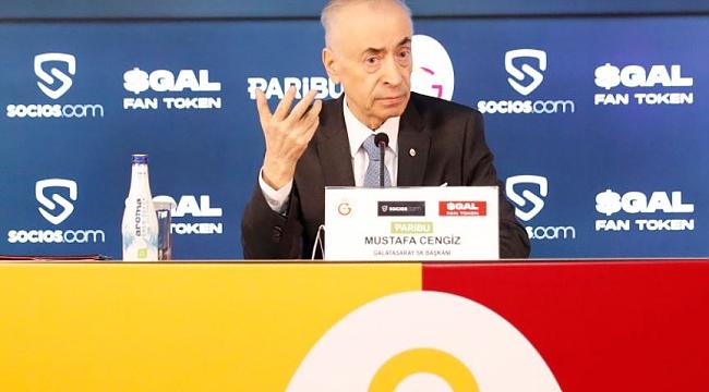 Mustafa Cengiz'den Ali Koç için olay sözler; 'Haddini bil'
