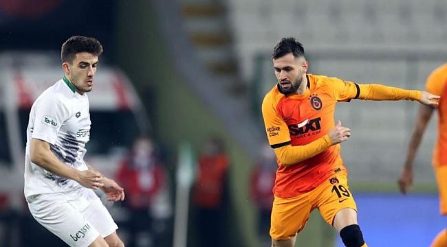 Nefes kesen maçta 7 gol, 2 penaltı