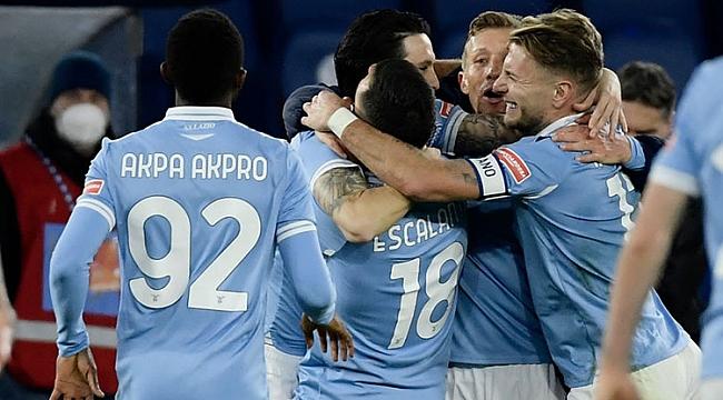 Roma derbisinde Lazio acımadı!