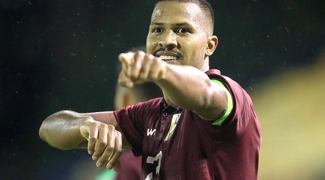 Trabzonspor'da Rondon heyecanı