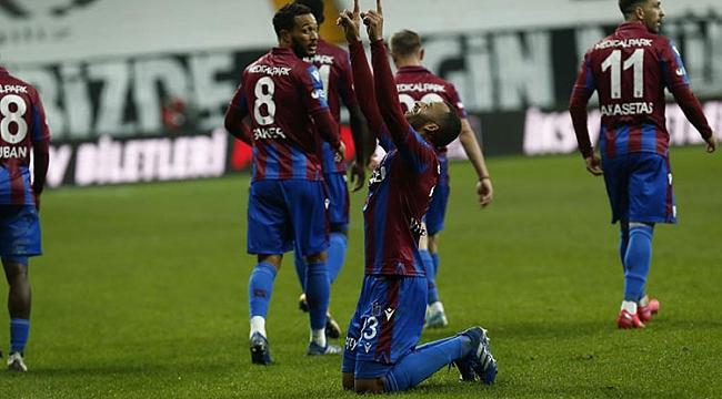 Trabzonspor dev maçta geri döndü!
