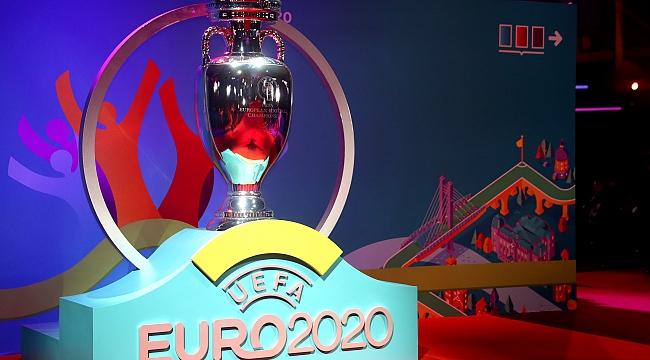 UEFA'nın EURO2021 için 'B planı'