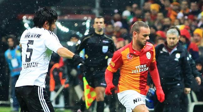 Unutulmaz Beşiktaş - Galatasaray derbileri
