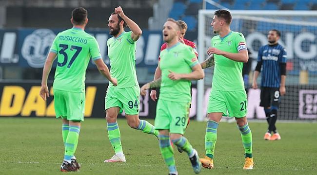 Vedat Muriqi attı, Lazio 3 golle kazandı!