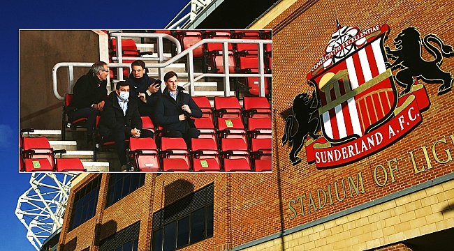 23 yaşında, Sunderland'in yeni sahibi