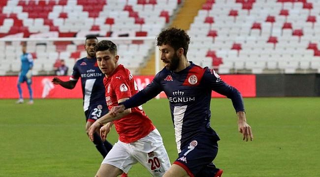 Antalyaspor kupada yarı finalde