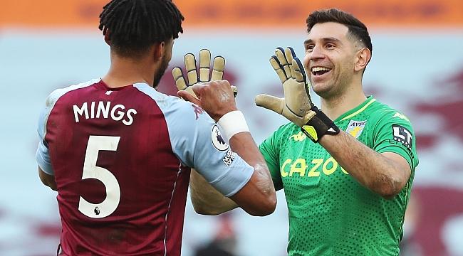 Aston Villa'ya Arsenal karşısında tek gol yetti