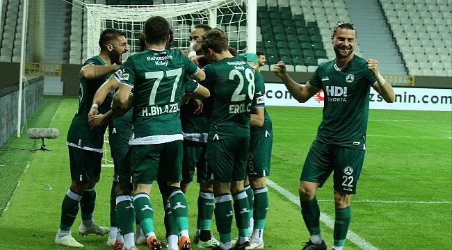 Avrupa'nın en formda 3 takımından biri Giresunspor