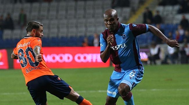 Başakşehir - Trabzonspor muhtemel 11'ler