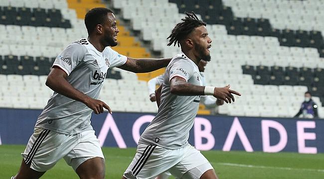 Beşiktaş, Konya duvarını Rosier ile aştı
